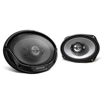 "Harga Kenwood KFC-E6965 6x9"" 3-Way Speaker System"