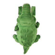 Kids Kindergarten Crocodile Backpack Cute Sch**l Bag For 3 8 Years Old Boys Or Girls Color Green ใหม่ล่าสุด