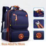ขาย Kisnow England Pupils Waterproof 5 Layers Sch**l Travel Bag Backpack Color Main Pic ผู้ค้าส่ง