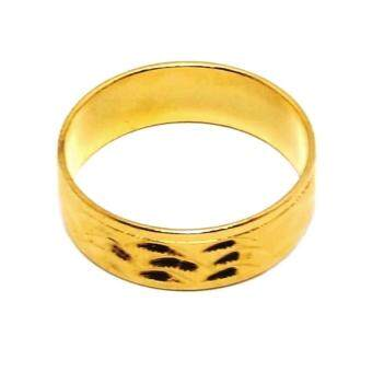 KLF Randoly Ladies Gold Ring