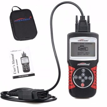 KONNWEI KW820 Car Scanner EOBD OBD2 OBDII Diagnostic Tool Live CodeReader & Scan Tools Compliant US