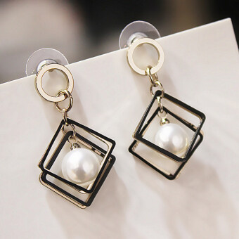 Harga Korea buy earrings temperament earrings