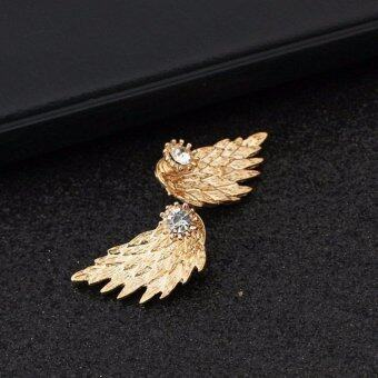 Harga Korea Fashion Lucky Wing Fashion Earring