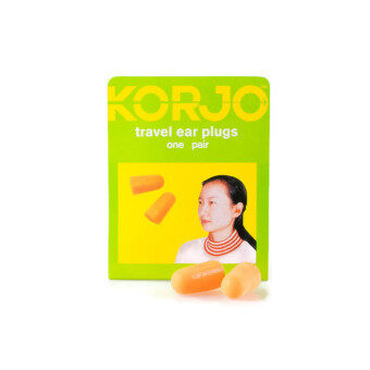 Korjo Travel Ear Plug - 1 Pair