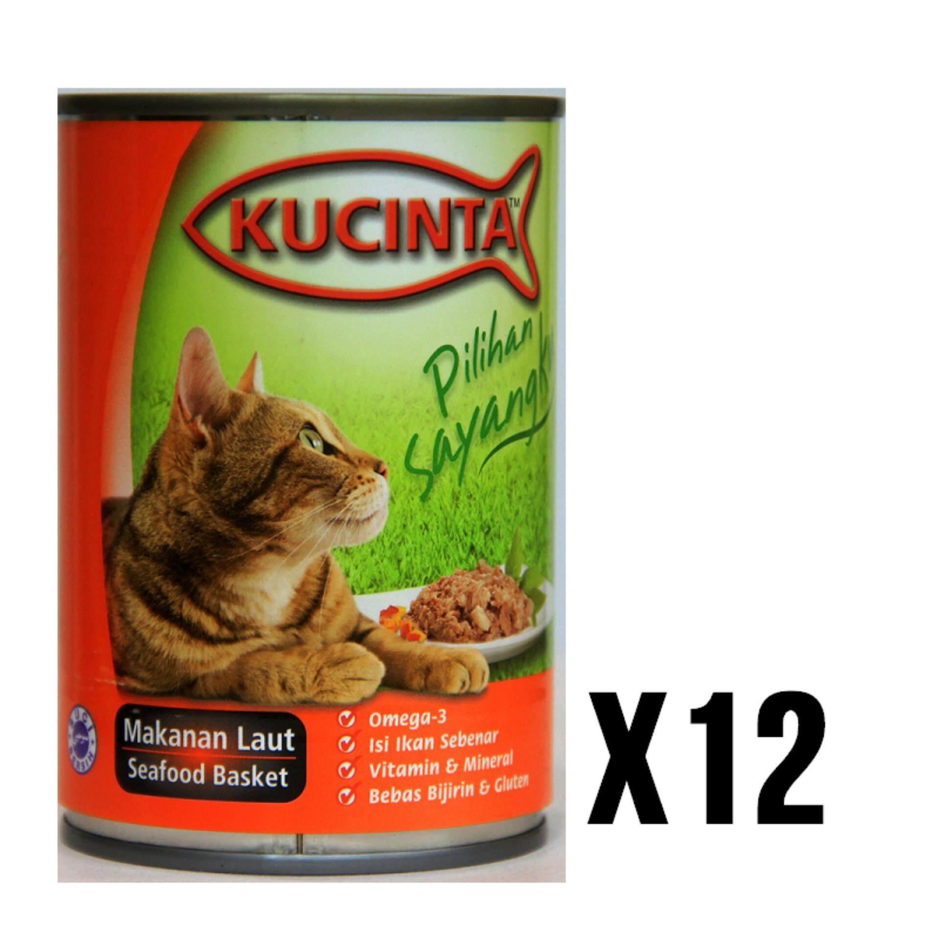 Kucinta Seafood Basket Canned Food 400G