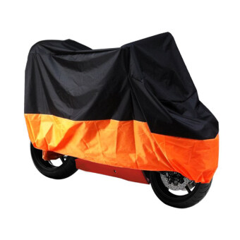 Harga Leegoal XXL All Season Waterproof Large Motorcycle Cover For HarleyDavidson Honda Kawasaki Yamaha Suzuki