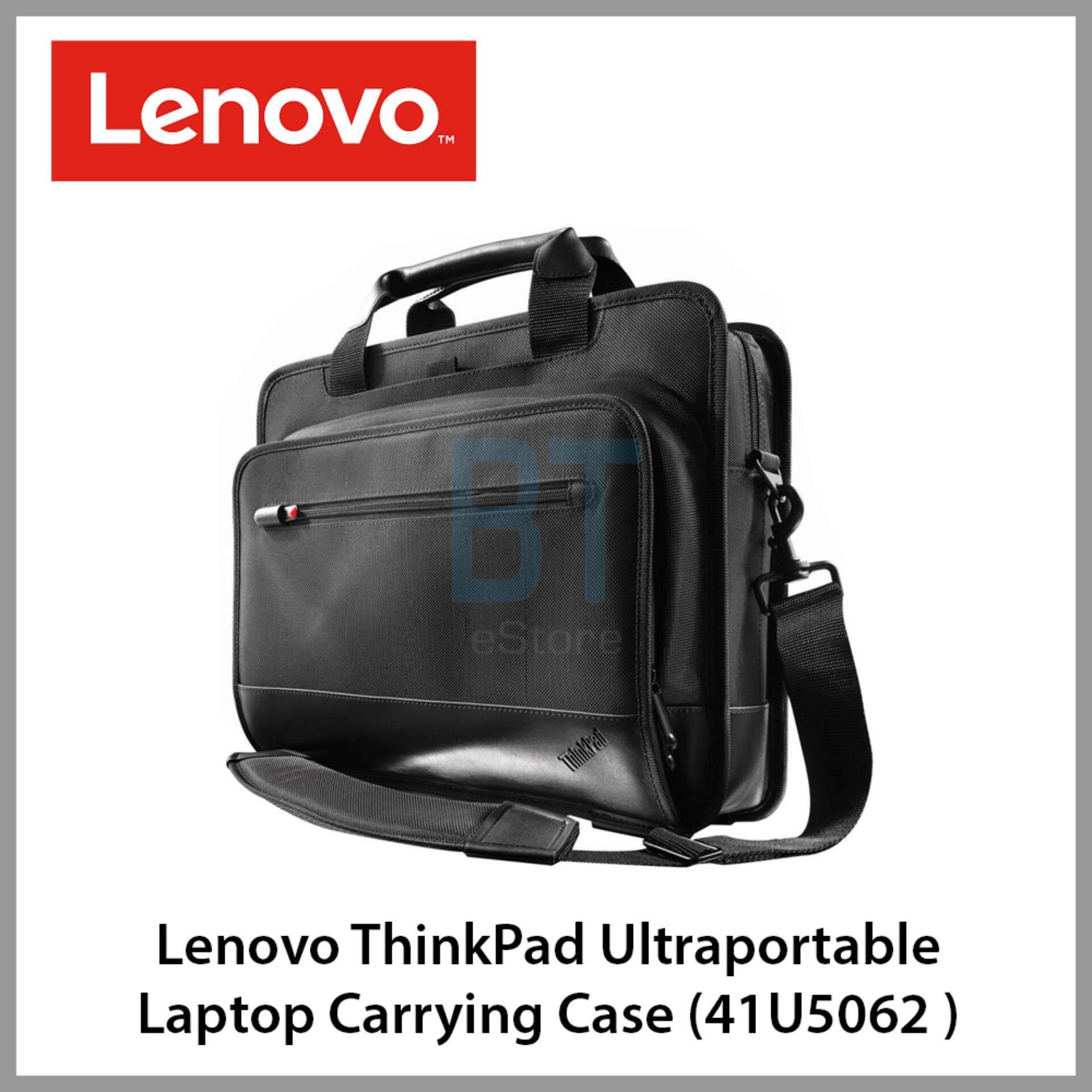 "Lenovo ThinkPad Ultraportable 13.3"" Laptop Carrying Case (41U5062) (Black)"