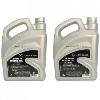 Lexus Engine Oil Fully Synthetic 5W-40 4L (2 quantity)