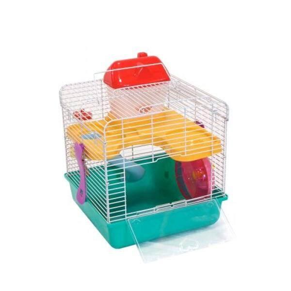 Liberta UK 27 by 24 by 25cm Virgo I Hamster Cage, Medium - intl