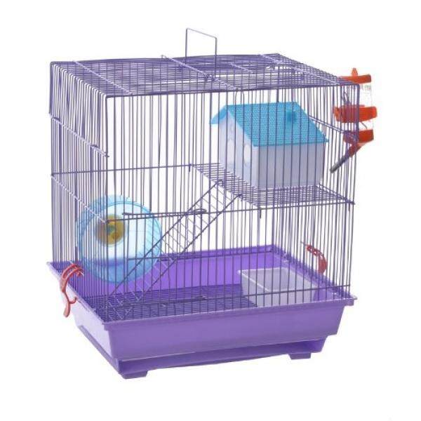 Liberta UK 34.5 by 36 by 28cm Pisces Hamster Cage, Large - intl