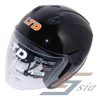 Harga LTD 1 Sports Helmet (Black)