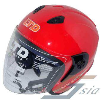 Harga LTD 1 Sports Helmet (Red)