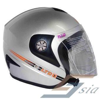 LTD 1 Sports Helmet (Silver) - 2