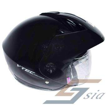 Harga LTD VTEC Super Helmet (Black)