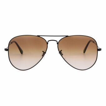 MADDOX Unisex Gradient Brown Aviator Sunglasses HE5001 C9