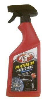 Magic101 Platinum Nano Speed Wax 502ml