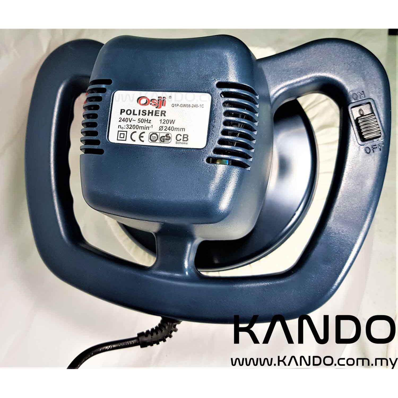 [MALAYSIA]Osji 120W Random Orbital Polisher / Random Orbital Buffer / Car Polisher / Car Waxer / Car Buffer