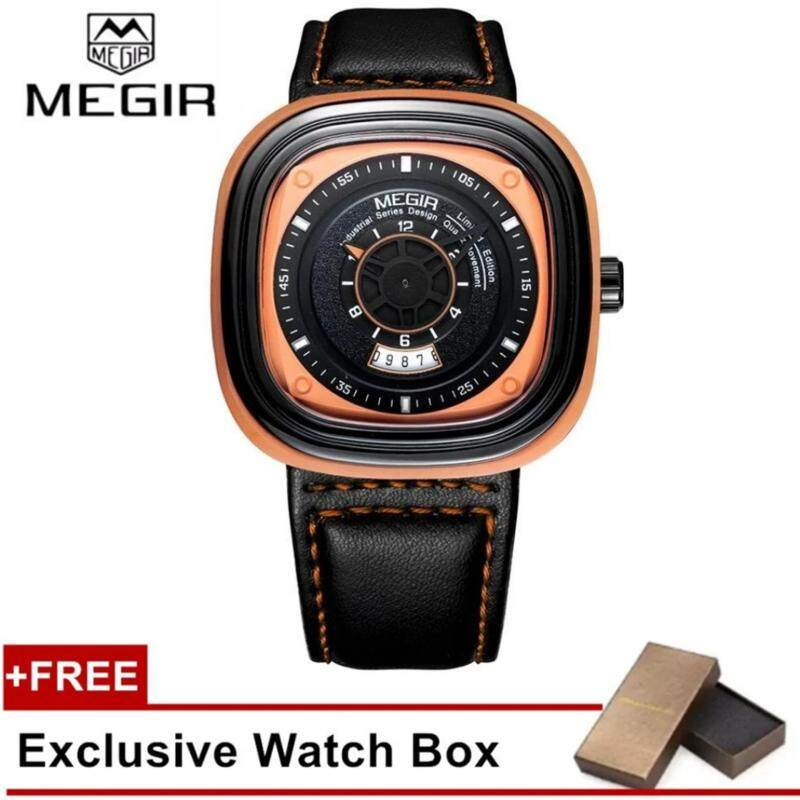 Male Quartz Watch Water Resistance Calendar 3ATM Men Wristwatch Malaysia
