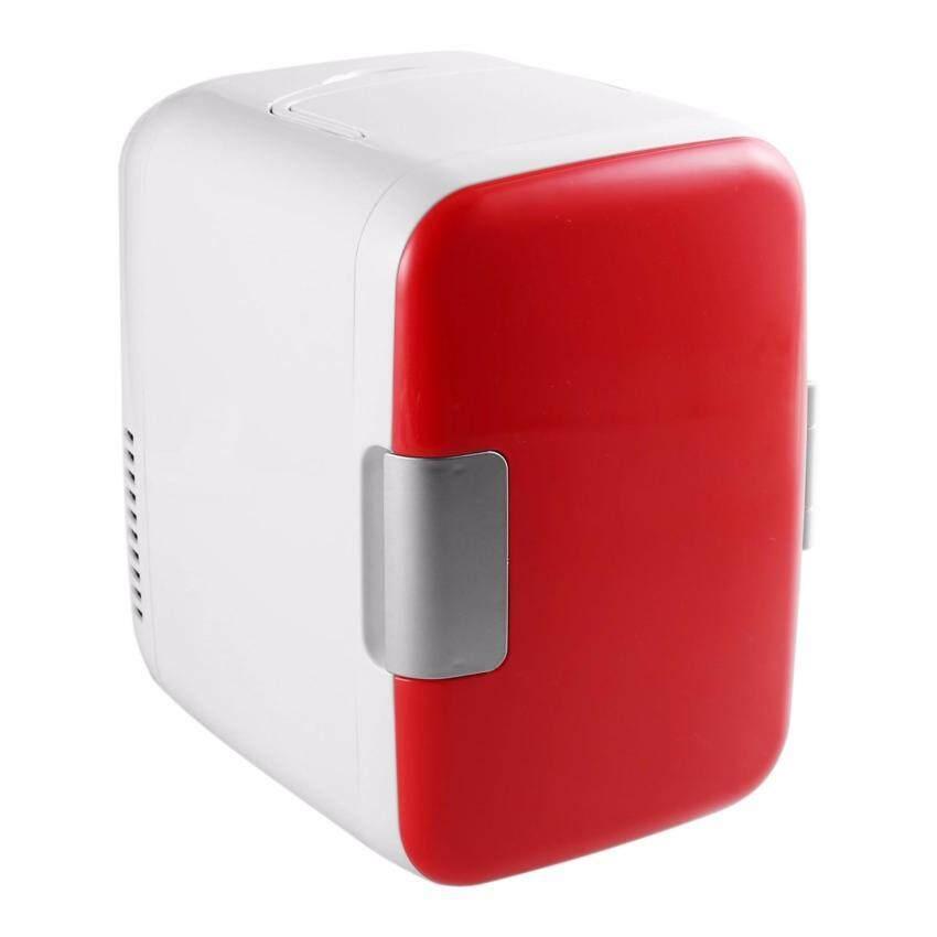 Martine 2017 Multi Fungsi 4 Liter Portabel Mini Mobil Refrigeratorand DC/AC Elektrik Cooler dan Lebih Hangat dengan Dapat Dilepaskan rak. Doorstorage. Magnetik Pintu dan Dibangun Di Pegangan (Mobil Rumah Tangga Ganda Use� X89-Internasional
