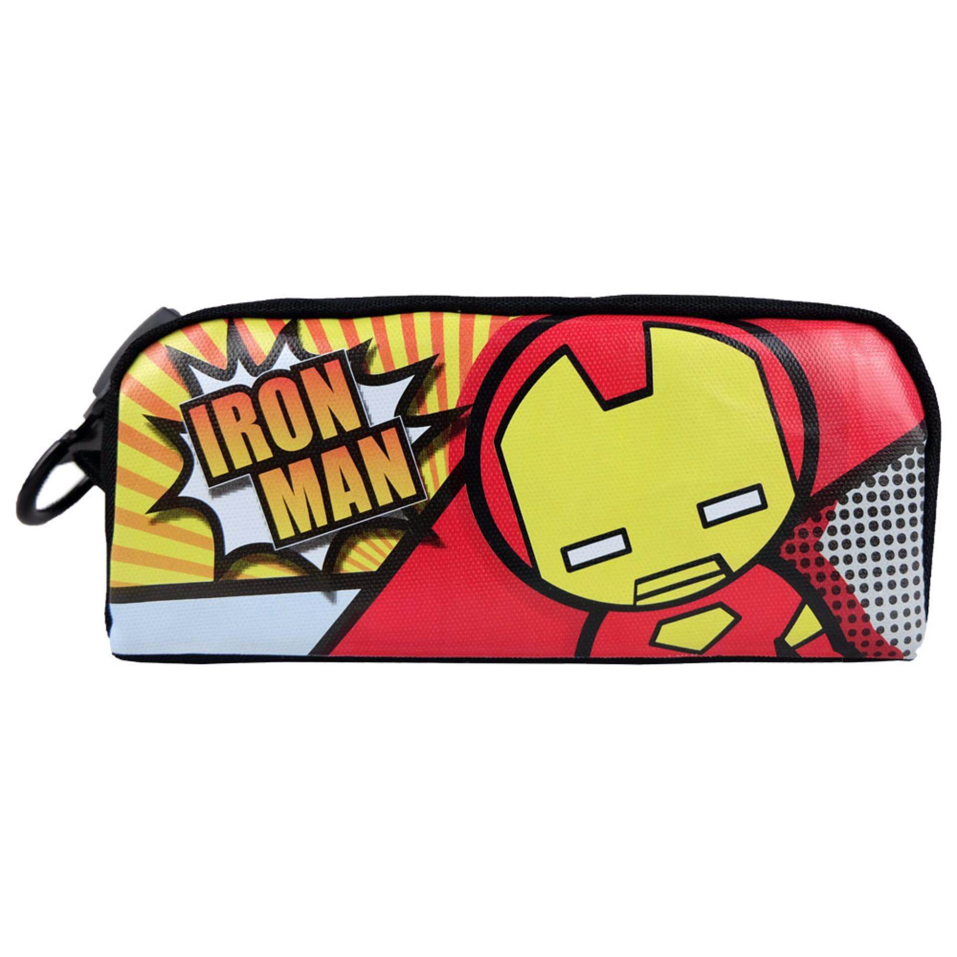 Marvel Kawaii VKA1745 Pencil Pouch- Iron Man