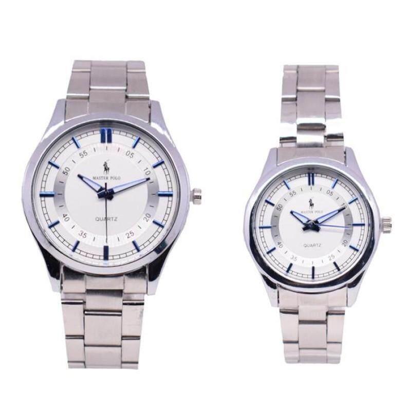 Master Polo Couple Set Watch 2pcs (POLOSL-3334) Malaysia