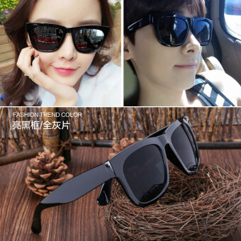 Men women's light aviator sunglasses New style sun mirror