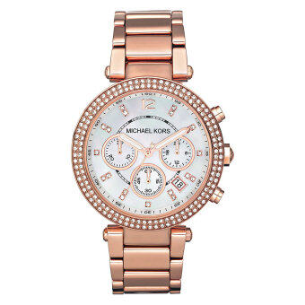 Harga Michael Kors Parker Rose Gold Watch MK5491