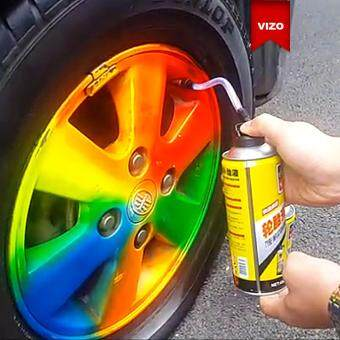 Mike quickly tire repair liquid automatic inflatable tyre 1 minute to get - 3