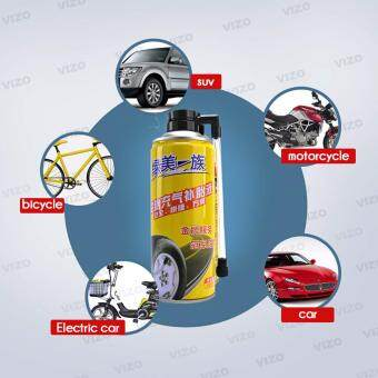 Mike quickly tire repair liquid automatic inflatable tyre 1 minute to get - 2