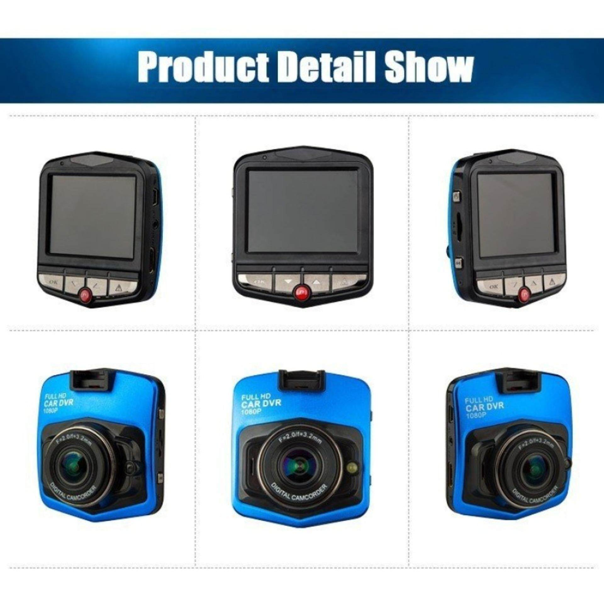 Mini Car DVR Camera T-630 HD Camcorder Registrator Parking Recorder G-sensor Night Vision Dash Cam