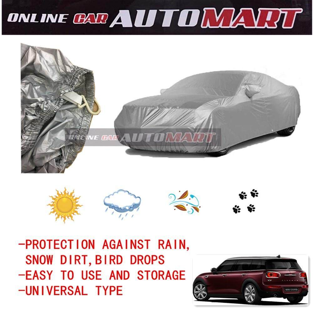 Mini Cooper Clubman - Yama High Quality Durable Car Covers Sunproof Dust-proof Water Resistant Protective Anti UV Scratch Sedan Cover