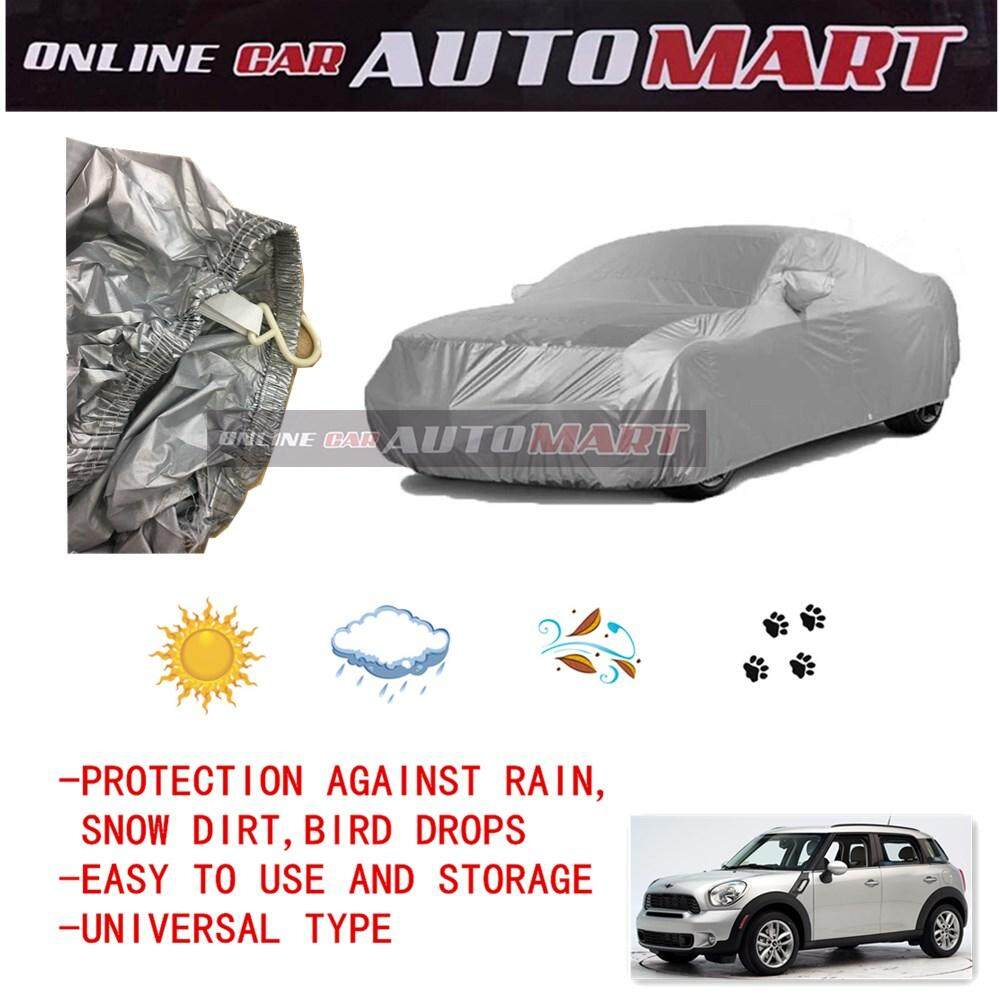 Mini Cooper Countryman - Yama High Quality Durable Car Covers Sunproof Dust-proof Water Resistant Protective Anti UV Scratch Sedan Cover