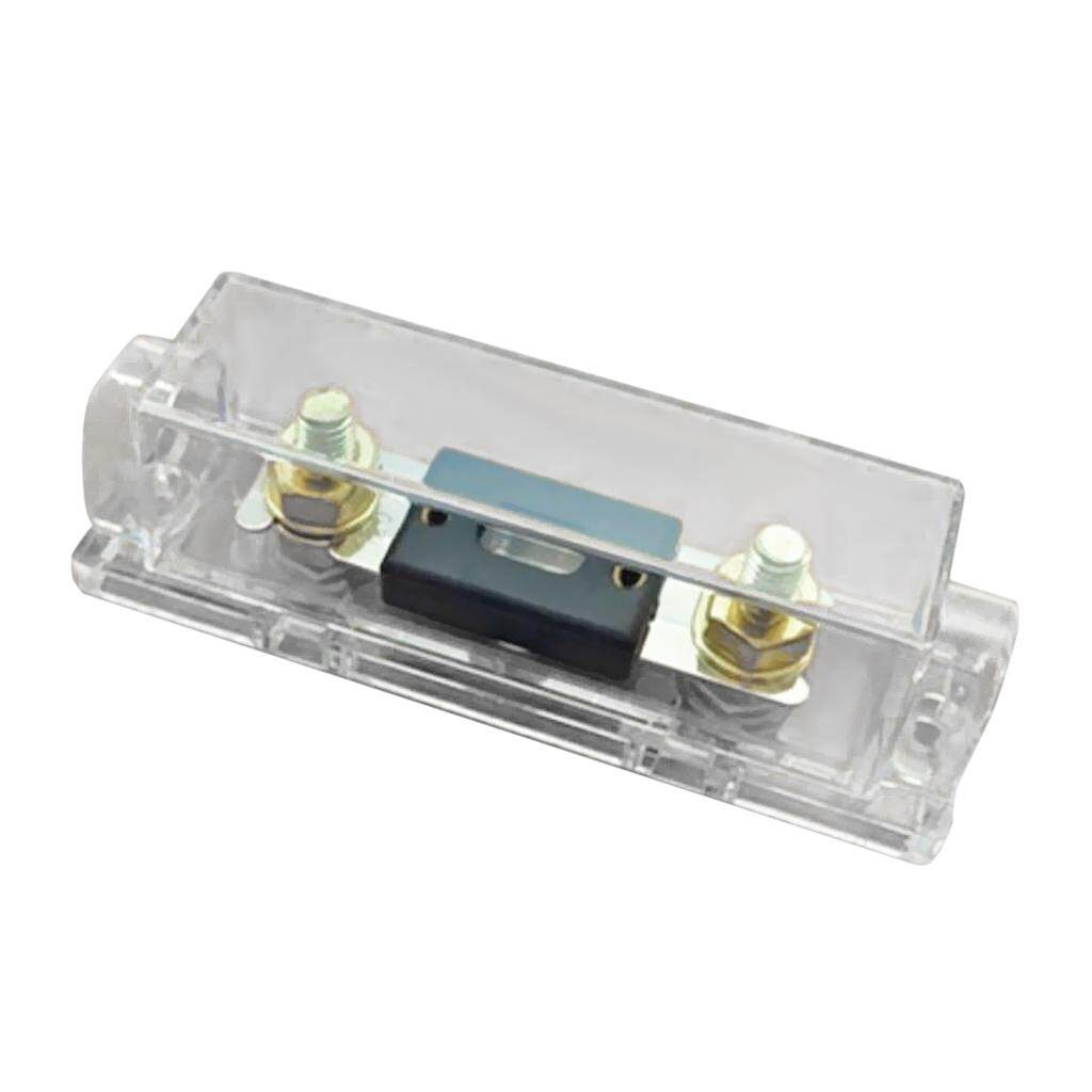 The Cheapest Price Miracle Shining Car Audio Stereo Anl Fuse Holder Box 0 4 8 Gauge Wire