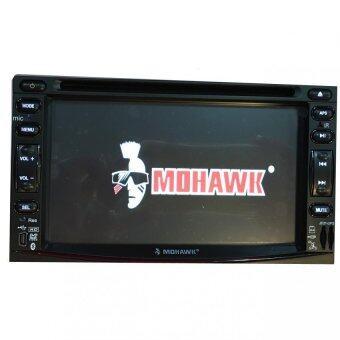 MOHAWK MOR-6203D 6.2 Inch 2Din In-Dash Car DVD/VCD/CD/MP3/BT/USBPlayer