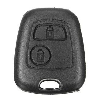 Harga New 2 Button Smart Remote Key Fob Case Shell For Peugeot 206 , 207 , 307, 806