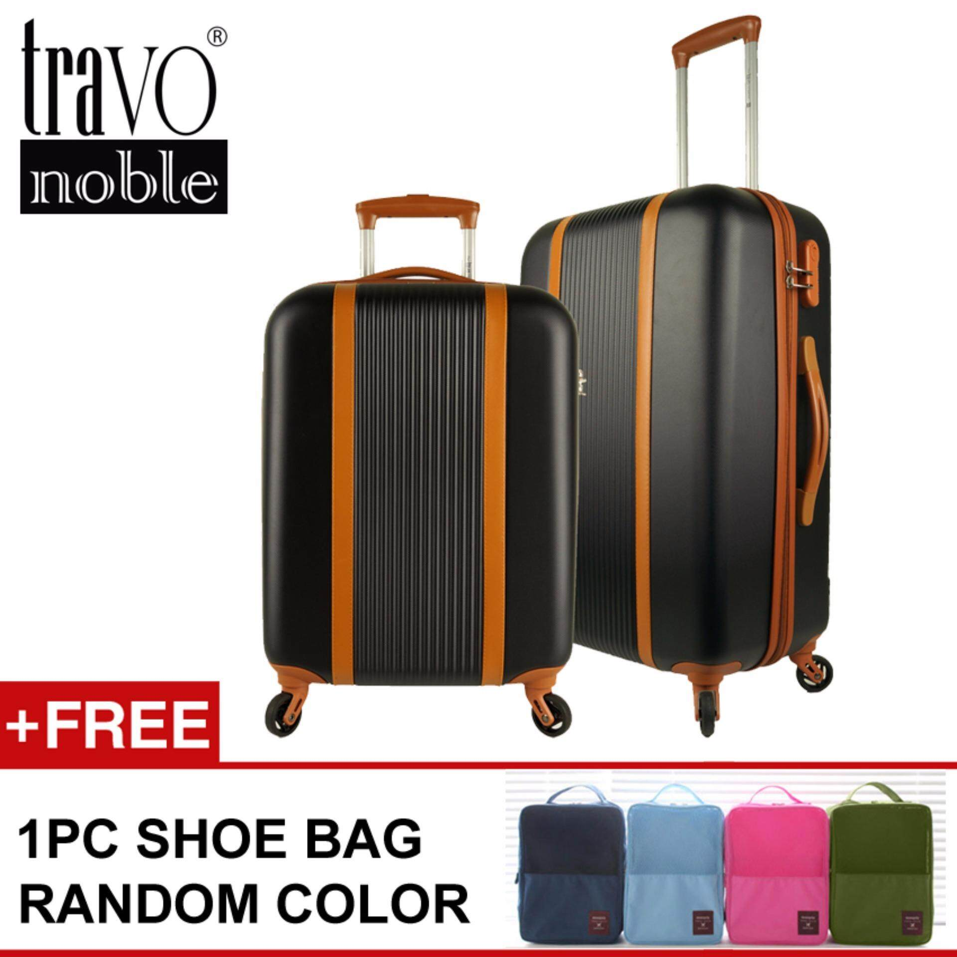 6df8fc046 Comparison of Travo and Valentino Creations Luggage Sets reviews ...