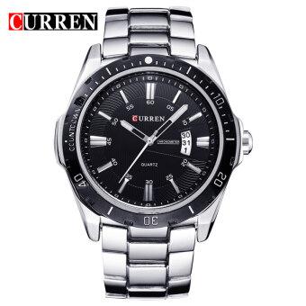 NEW curren Watch Jam Tangan es men Top Brand fashion Watch Jam Tangan quartz Watch Jam Tangan male men Army sports Analog Casual 8110
