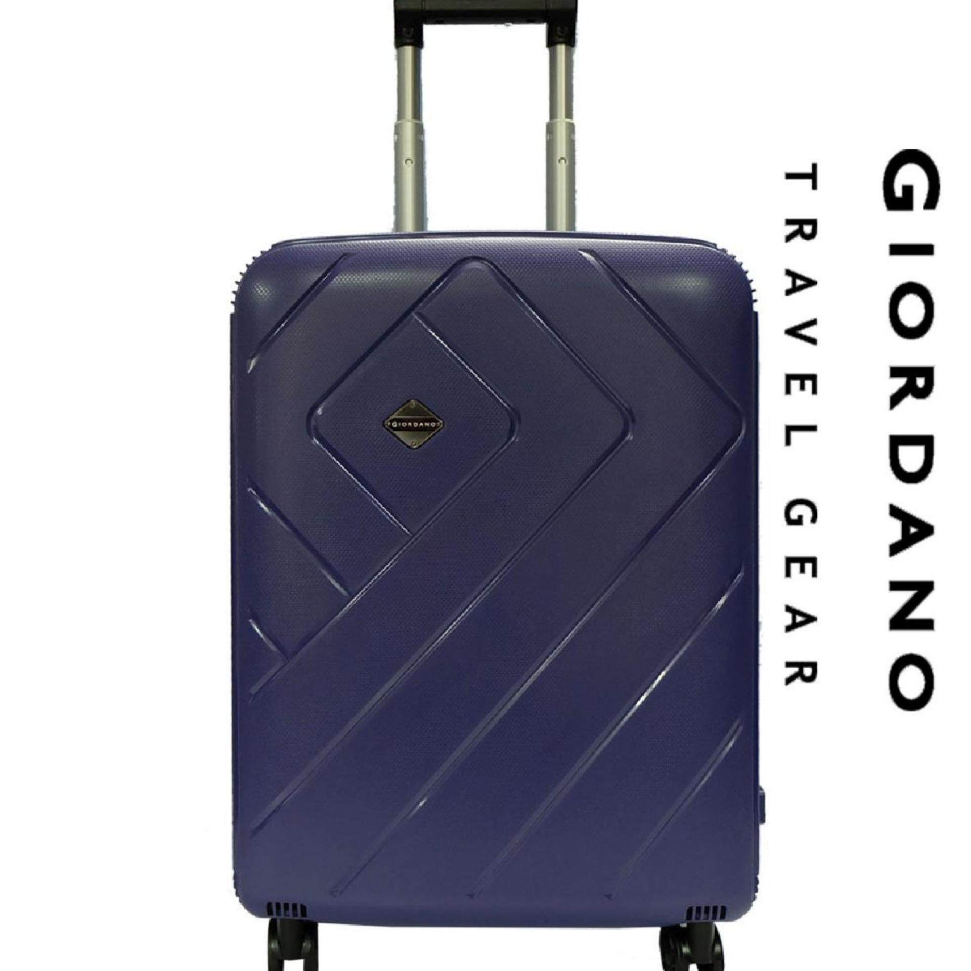 Polypac Produk Terbaru Phillipe Joordan North Tas Backpack Wanita Hijau Canvas New Giordano Ga9600 20 Inch Unbreakable Pp Hard Cases Trolley With Clip Lock Navy