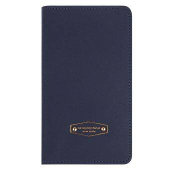 9a9dad4ce7af Genuine Leather Passport Holder Wallet Boshiho Passport Cover Case ...