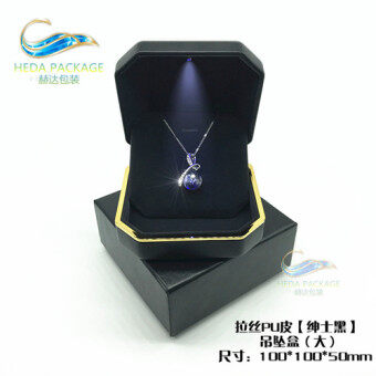 New Style High-grade necklace pendant box ring box