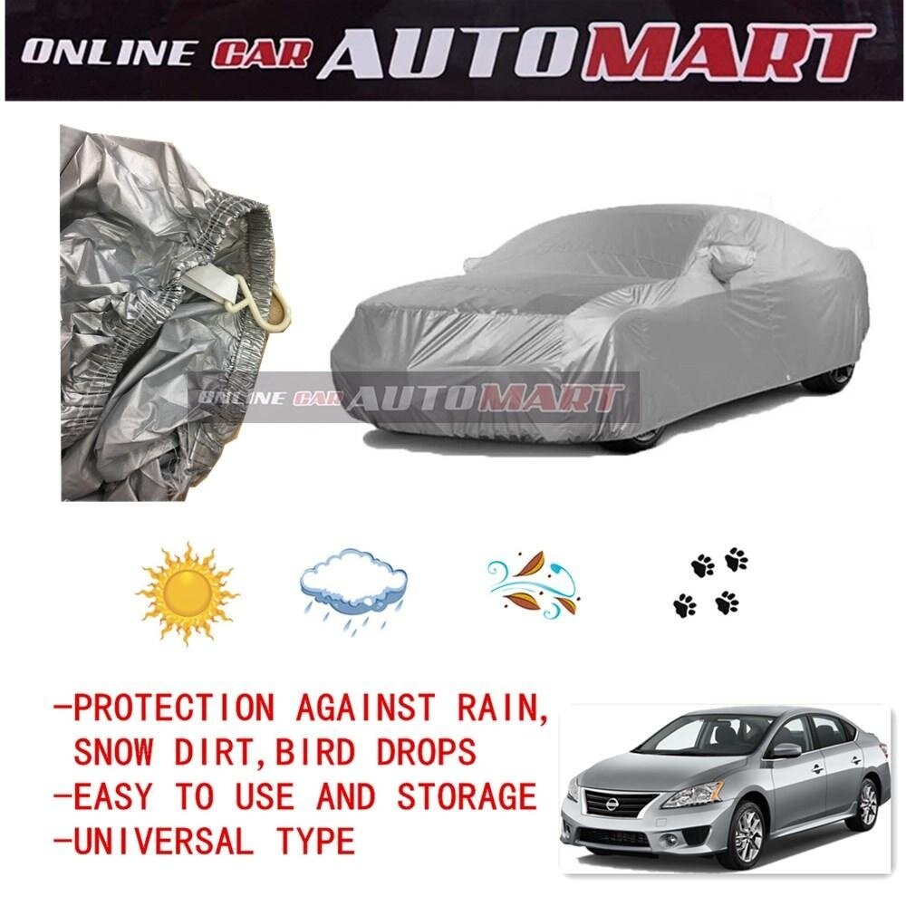 Nissan Sentra - Yama High Quality Durable Car Covers Sunproof Dust ...