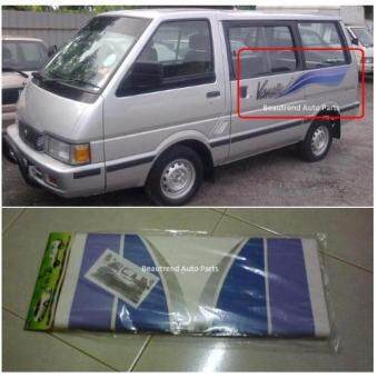 Nissan Vanette C22 Body Sticker