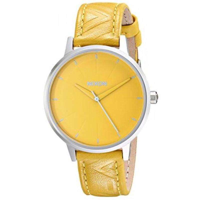 Nixon Womens A1081806 Kensington Leather Watch Malaysia