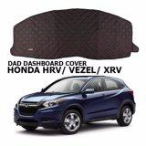 Non Slip Dashboard Cover with diamond for Honda HRV 2015