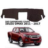 Non Slip Dashboard Cover with diamond for Isuzu D-Max Old