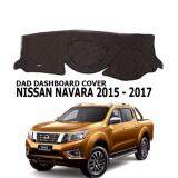 Non Slip Dashboard Cover with diamond for Nissan Navara 4x4