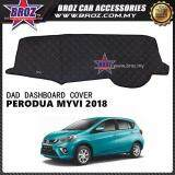 Broz Dashboard Cover For Perodua Myvi 2018 New Without Diamond