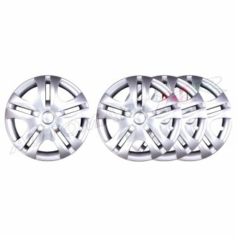 Harga NS800 Universal R14'' Inch Wheel Cover Sporty-Look Tire Auto CenterHub Caps Trims For OEM Steel Rim