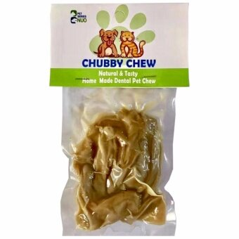 Nuo pet series natural fresh cow ear for dog puppy pet treat chewsupplementary nutrient
