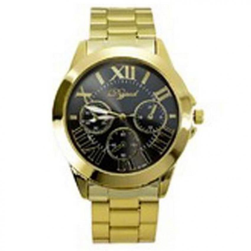 OEM 642727 Watches Men Stainless Steel Classic Quartz - Gold